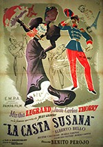 La casta Susana (1944)