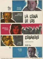 La cena de los cobardes (1964)