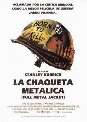 La chaqueta metálica (1987)