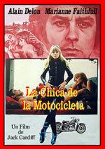 La chica de la motocicleta