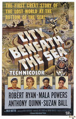 La ciudad bajo el agua (1953)
