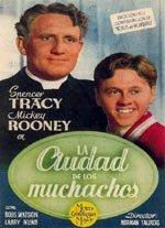 La ciudad de los muchachos (1941)