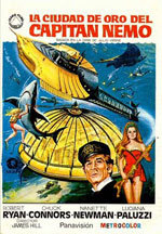 La ciudad de oro del capitán Nemo (1969)