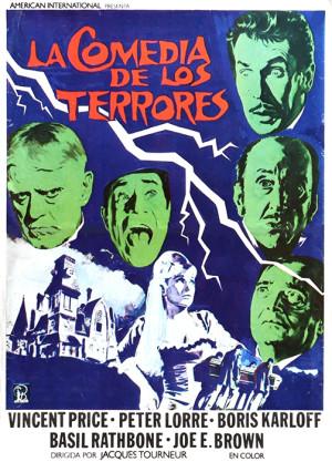 La comedia de los terrores (1964)