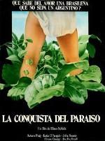La conquista del paraíso (1981)
