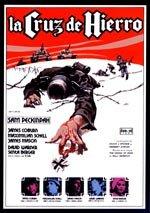La cruz de hierro (1977)