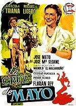 La cruz de mayo (1954)