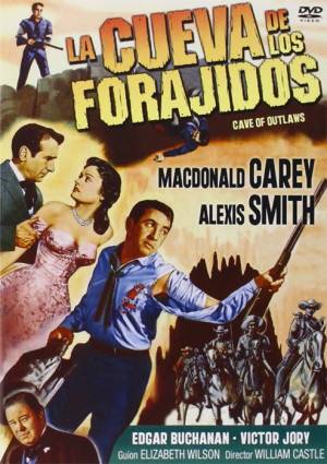 La cueva de los forajidos (1951)