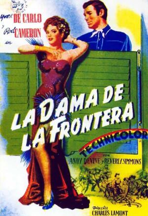 La dama de la frontera (1945)