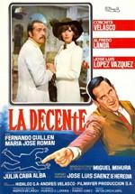 La decente (1971)