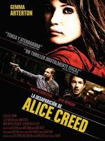 La desaparición de Alice Creed (2009)