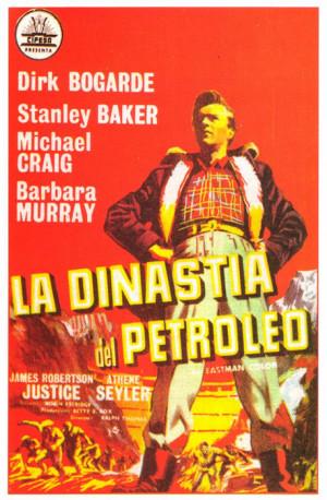 La dinastía del petróleo (1957)