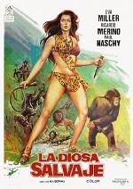 La diosa salvaje (1974)