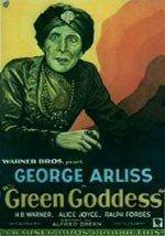 La diosa verde