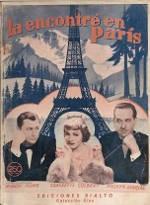La encontré en París