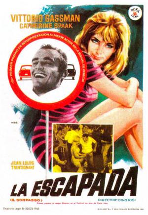 La escapada (1962)