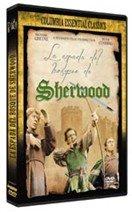 La espada del bosque de Sherwood