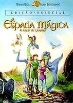La espada mágica. En busca de Camelot (1998)