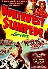 La estampida del noroeste (1948)