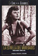 La estrella del variedades (1943)