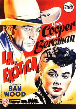 La exótica (1945)