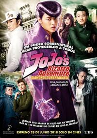 La extraña aventura de JoJo's: El diamante es irrompible – Capítulo 1 (2017)