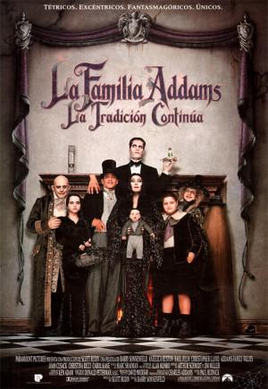 La familia Addams. La tradición continúa (1993)