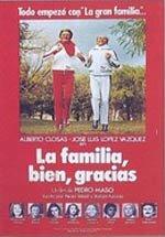 La familia, bien, gracias (1979)