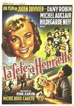 La Fête à Henriette (1952)