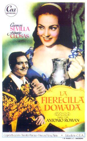 La fierecilla domada (1955)
