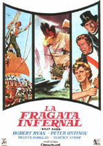 La fragata infernal (1962)