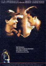 La fuerza de un ser menor (1988)