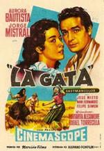 La gata (1956)