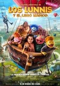 La gran aventura de Los Lunnis y el libro mágico (2019)