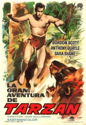 La gran aventura de Tarzán (1959)