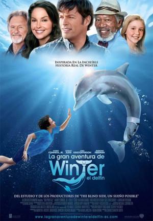 La gran aventura de Winter el delfín (2011)
