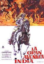 La gran aventura india (1965)