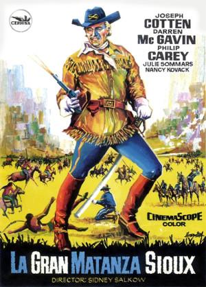 La gran matanza sioux (1965)