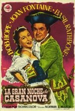 La gran noche de Casanova (1954)