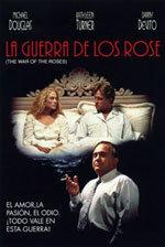 La guerra de los Rose (1989)