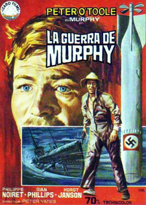 La guerra de Murphy (1971)