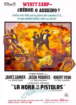 La hora de las pistolas (1967)
