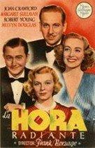 La hora radiante (1938)