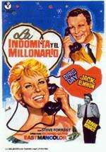 La indómita y el millonario (1959)