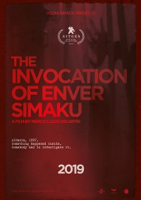 La invocación de Enver Simaku (2018)