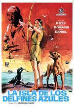 La isla de los delfines azules (1964)