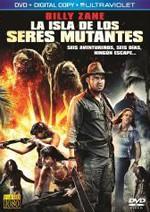 La isla de los seres mutantes (2009)