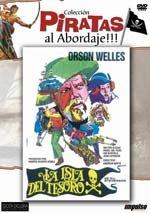 La isla del tesoro (1972)