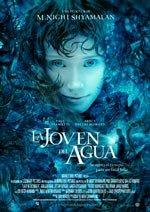 La joven del agua