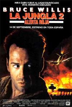 La jungla 2. Alerta Roja (1990)